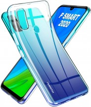 ТПУ чехол X-Level Antislip Series для Huawei P Smart 2020 (прозрачный)