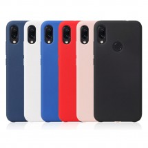 ТПУ чехол Silky Original Case для Xiaomi Redmi 7