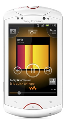 Sony-Ericsson Live with Walkman (WT19i)