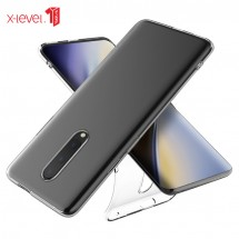 ТПУ накладка X-Level Antislip Series для Samsung Galaxy Note 10 Plus N975F (прозрачная)