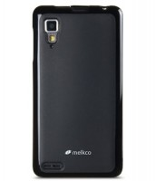 ТПУ накладка Melkco Poly Jacket для Lenovo P780 (+ пленка на экран)