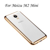ТПУ накладка Electroplating Air Series для Meizu M2 mini