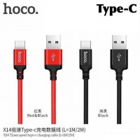 USB - Type-C кабель HOCO X14 Times Speed