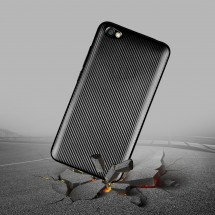 ТПУ накладка Carbon Series для Xiaomi Redmi Note 5A