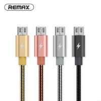 USB - MicroUSB кабель Remax Serpent (RC-080m)