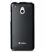 ТПУ накладка Melkco Poly Jacket для HTC One mini (+ пленка на экран)