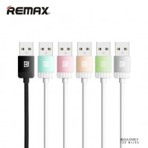 USB - MicroUSB кабель Remax Lovely (RC-010m)