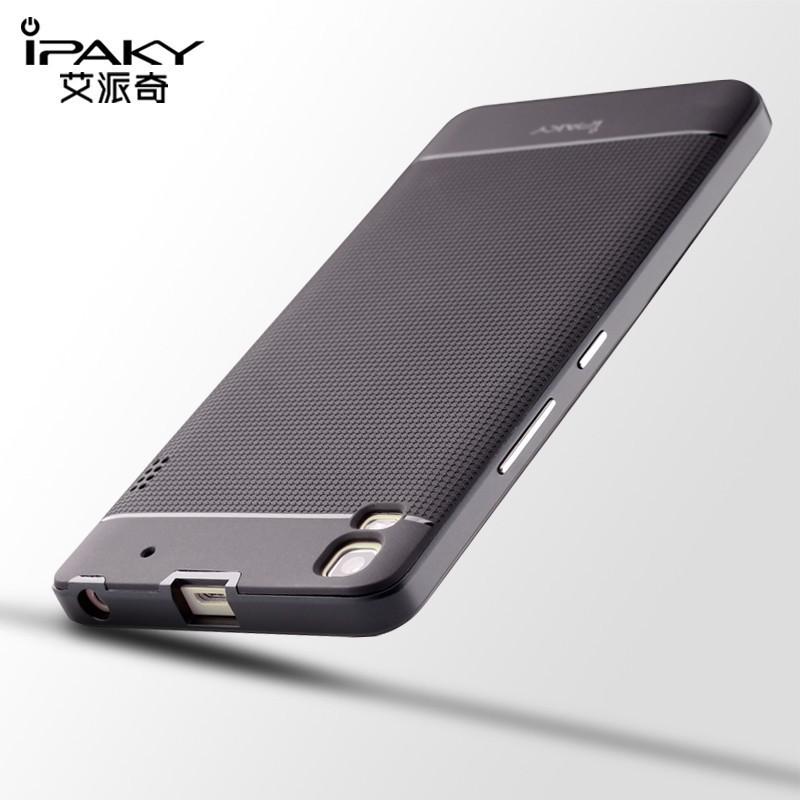 Черный чехол для iPad mini с прозрачной задней крышкой