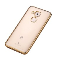 ТПУ накладка Electroplating Air Series для Huawei Nova Plus