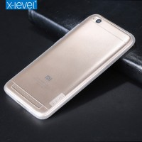 ТПУ накладка X-Level Antislip Series для Xiaomi Redmi 5A (прозрачная)