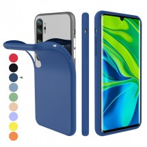ТПУ чехол Silky Original Full Case для Xiaomi Mi Note 10