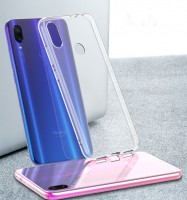 ТПУ чехол X-Level Antislip Series для Xiaomi Redmi 7A (прозрачный)