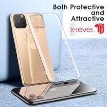 ТПУ чехол X-Level Antislip Series для iPhone 11 Pro (прозрачный)