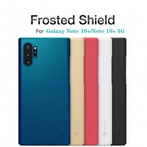Пластиковая накладка Nillkin Super Frosted для Samsung Galaxy Note 10 Plus N975F