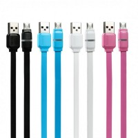 USB - MicroUSB кабель Remax Breathe (RC-29m)