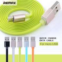 USB - MicroUSB кабель Remax Quick Charge (RE-005m)