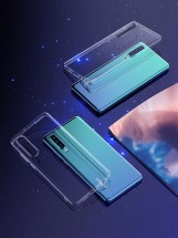 ТПУ накладка X-Level Antislip Series для Huawei P30 (прозрачная)