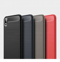 ТПУ чехол для Xiaomi Redmi 7A Slim Series