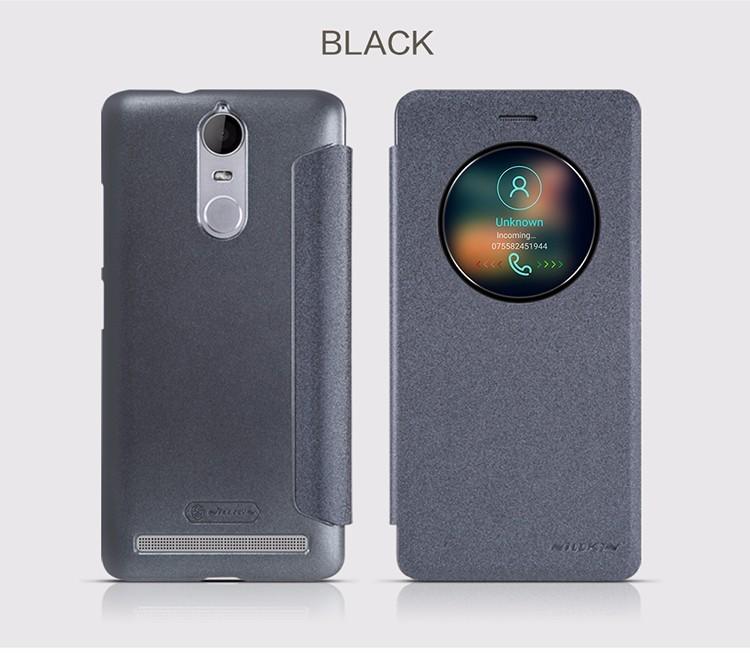 Чехол (книжка) Nillkin Sparkle для Lenovo A7020 Vibe K5 Note: купить в  Киеве на сайте webaks com ua