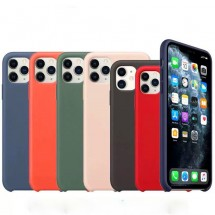 ТПУ накладка Silky Original Case для iPhone 11 Pro