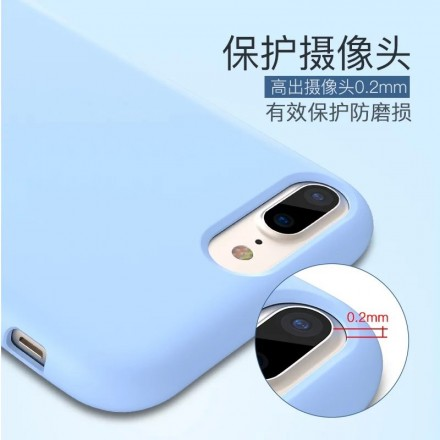 ТПУ накладка  Silky Original Case для Huawei Y5 2017