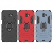 Накладка Strong Guard Ring для Samsung J610 Galaxy J6 Plus 2018 (c подставкой)