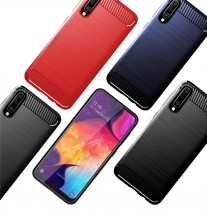 ТПУ чехол для Samsung A505F Galaxy A50 Slim Series